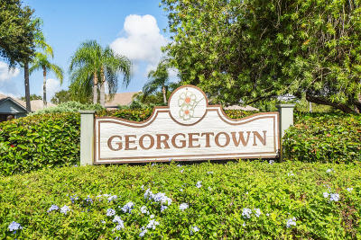 Hobe Sound Townhouse Contingent: 6110 SE Georgetown Place