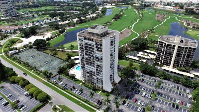 West Palm Beach Condo Sold: 2425 Presidential Way #1805