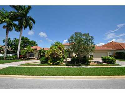 Boca Raton Single Family Home For Sale: 10502 Stonebridge Boulevard