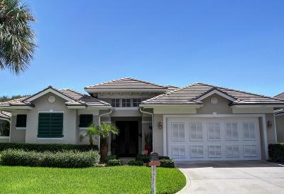 Vero Beach Single Family Home For Sale: 1155 Governors Way
