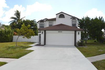 North Palm Beach, Jupiter, Palm Beach Gardens, Port Saint Lucie, Stuart, West Palm Beach, Juno Beach, Lake Park, Tequesta, Royal Palm Beach, Wellington, Loxahatchee, Hobe Sound, Boynton Beach Single Family Home Sold: 3850 Classic Court