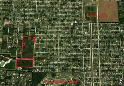 Loxahatchee Residential Lots & Land For Sale: 180th Avenue