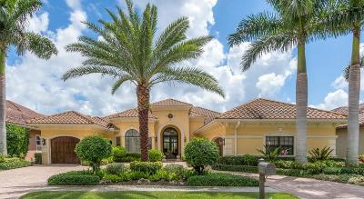 West Palm Beach Single Family Home For Sale: 7270 Winding Bay Lane