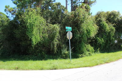 Saint Lucie West FL Residential Lots & Land For Sale: $35,000