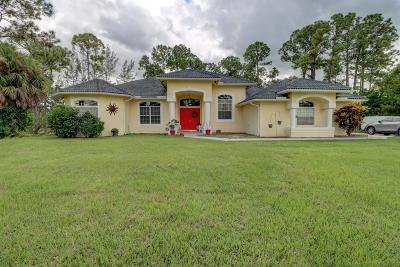 Royal Palm Beach Single Family Home For Sale: 11616 Persimmon Boulevard