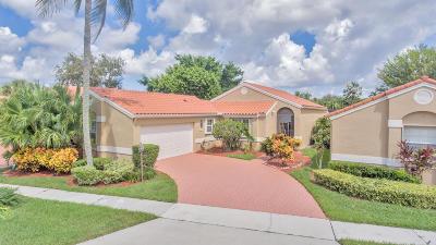Boca Raton Single Family Home For Sale: 8471 Nadmar Avenue