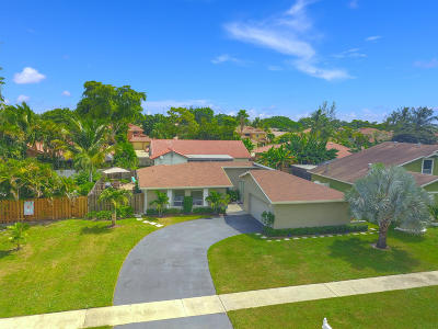 Deerfield Beach Single Family Home For Sale: 344 NW 38th Way