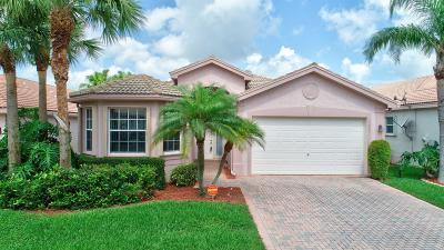 Delray Beach Single Family Home For Sale: 13055 Isabella Terrace