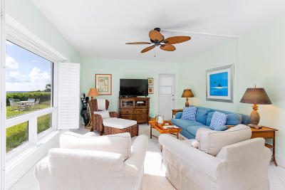 Delray Beach Condo For Sale: 817 Ocean Boulevard #1