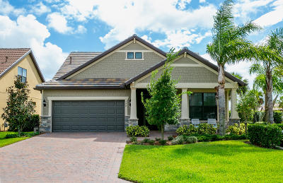 Single Family Home For Sale: 178 SE Courances Drive