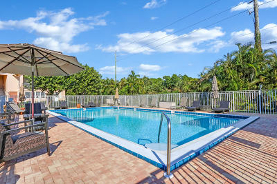 Palm Beach Gardens Rental For Rent: 12386 Alternate A1a #N3