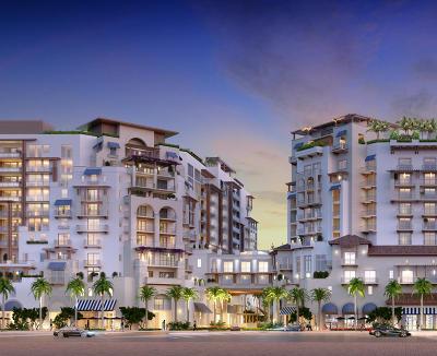 Boca Raton Condo For Sale: 105 E Camino Real #1005
