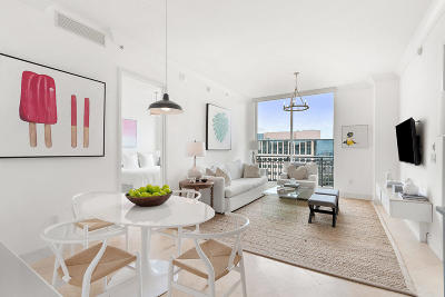 West Palm Beach Condo For Sale: 550 Okeechobee Boulevard #Uph-04