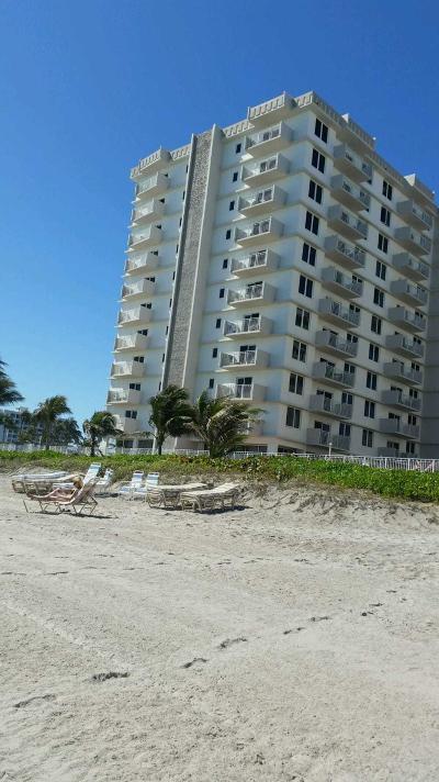 Highland Beach Rental For Rent: 3301 S Ocean Boulevard #109