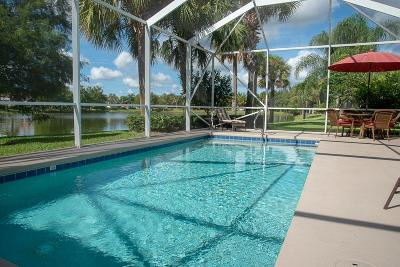 Port Saint Lucie Single Family Home Contingent: 12149 SW Keating Drive