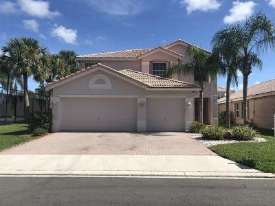 Coral Springs Single Family Home For Sale: 11913 NW 54th Place