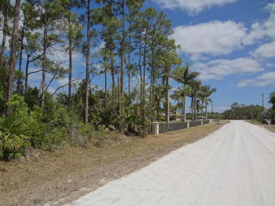 Residential Lots & Land Sold: 17127 75th Lane