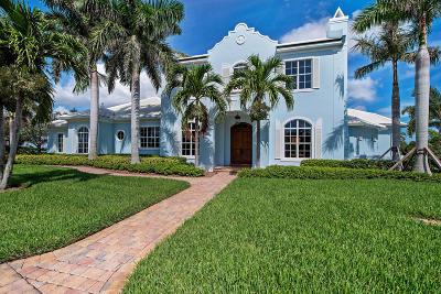 Vero Beach Single Family Home For Sale: 315 Estuary Drive