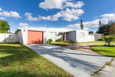 Palm Springs Single Family Home For Sale: 320 Mid Pines Road