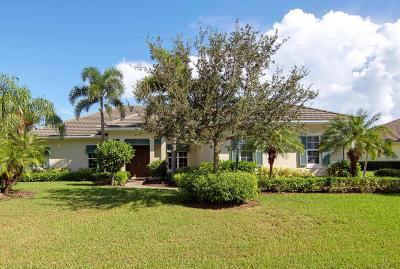 Vero Beach Single Family Home For Sale: 1612 W Sandpointe Lane