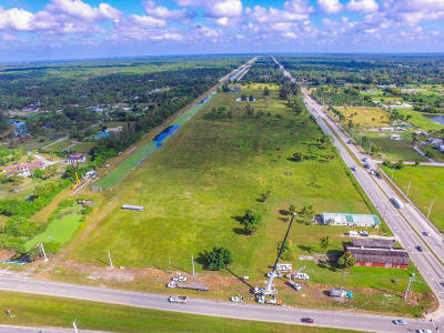 Loxahatchee Residential Lots & Land For Sale: 35 Seminole Pratt Whitney Road