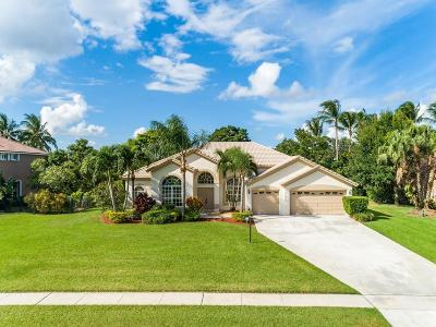 Lake Worth Single Family Home For Sale: 4463 Hunting Trail