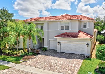 Palm Beach Gardens Single Family Home For Sale: 108 Villa Nueva Place