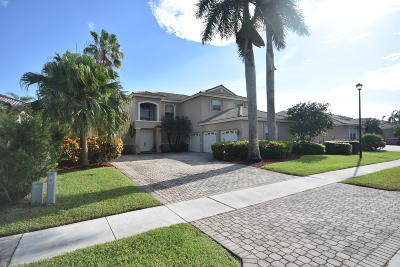 Boca Raton Single Family Home For Sale: 18708 Ocean Mist Drive