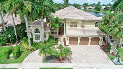 Boca Raton Single Family Home Contingent: 11779 Bayfield Drive
