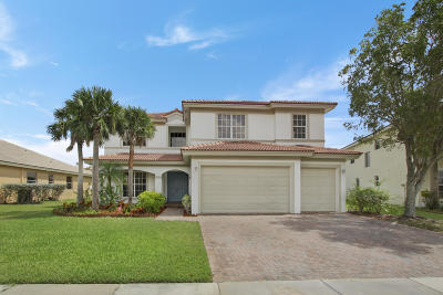 Port Saint Lucie Single Family Home Contingent: 1906 SW Exeter Court