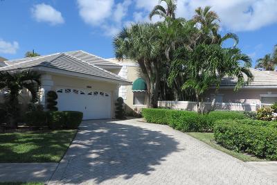 Boca Raton Single Family Home For Sale: 7765 Travelers Tree Drive