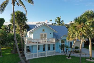 Vero Beach Single Family Home Contingent: 2246 Magans Ocean