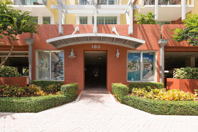 Delray Beach Condo For Sale: 180 NE 4th Avenue #402