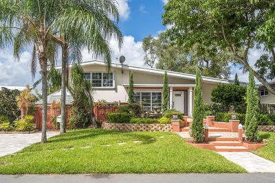 Fort Lauderdale Single Family Home For Sale: 2613 Okeechobee Lane