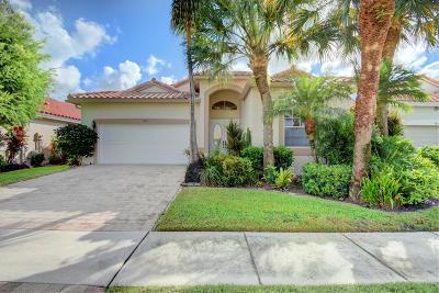 Boynton Beach Single Family Home For Sale: 7085 Haviland Circle