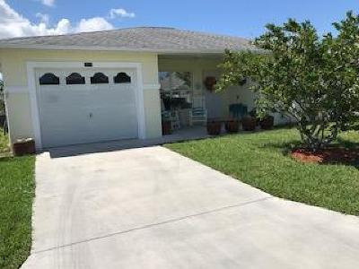 Fort Pierce FL Single Family Home Sold: $75,000