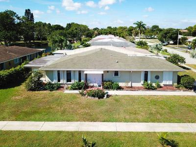 Lake Worth Single Family Home For Sale: 7501 Volley Place