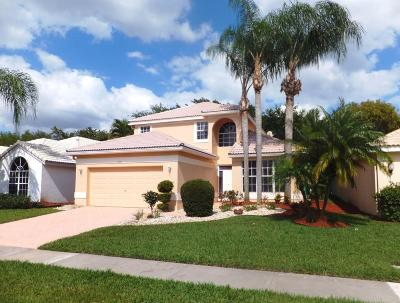 Delray Beach Single Family Home For Sale: 13638 Weyburne Drive