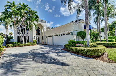 Boca Raton Single Family Home For Sale: 2515 NW 63rd Street