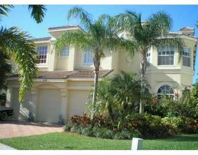 Royal Palm Beach Single Family Home For Sale: 2128 Bellcrest Court Court