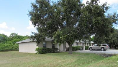 Okeechobee Multi Family Home For Sale: 3371 SW 4th Avenue