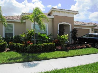 Port Saint Lucie Single Family Home Contingent: 12093 SW Bayberry Avenue