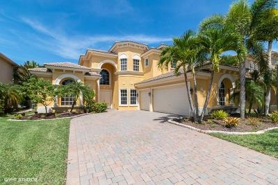 Royal Palm Beach Single Family Home For Sale: 592 Edgebrook Lane