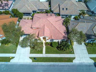 Palm Beach Gardens Single Family Home For Sale: 213 Eagleton Lake Boulevard