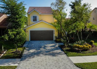 Coconut Creek Single Family Home For Sale: 3740 NW 71st Street