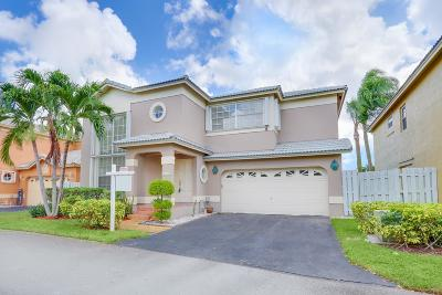 Coconut Creek Single Family Home For Sale: 5443 NW 43rd Way
