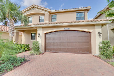 Delray Beach Single Family Home For Sale: 14109 Paverstone Terrace