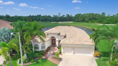 Royal Palm Beach Single Family Home For Sale: 2657 Windwood Way