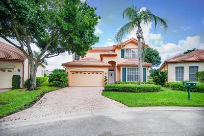 Palm Beach Gardens Single Family Home For Sale: 48 Pinnacle Cove