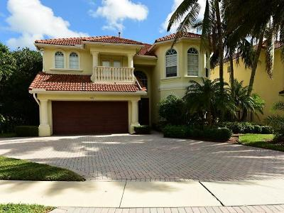 North Palm Beach Single Family Home For Sale: 726 Sandy Point Lane